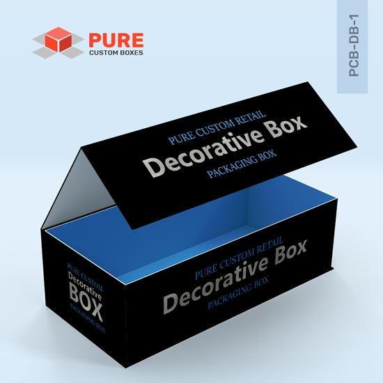 Custom Decorative Boxes