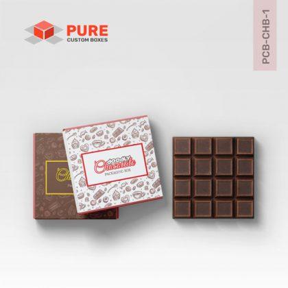 Custom Chocolate Packaging Wholesale