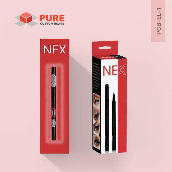 Wholesale Custom Eyeliner Boxes Packaging Uk