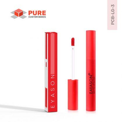 Wholesale Custom Lip Gloss Packaging