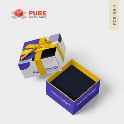 Wholesale Custom birthday gift boxes