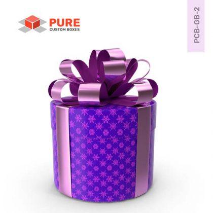 Custom birthday gift packaging boxes Wholesale
