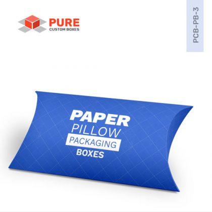 Wholesale Custom Pillow Boxes
