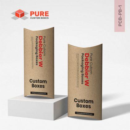 Wholesale Custom Pillow Packaging
