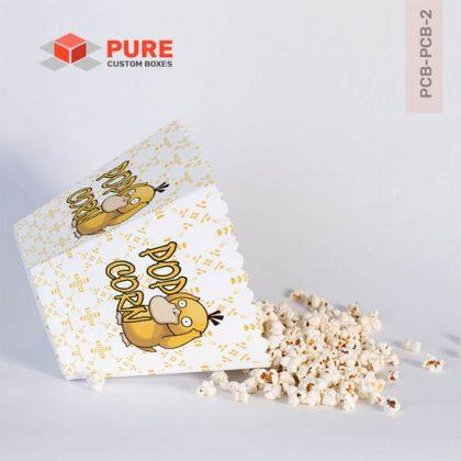 custom popcorn containers